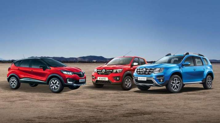 Renault to hike prices of vehicles in January- India TV Paisa