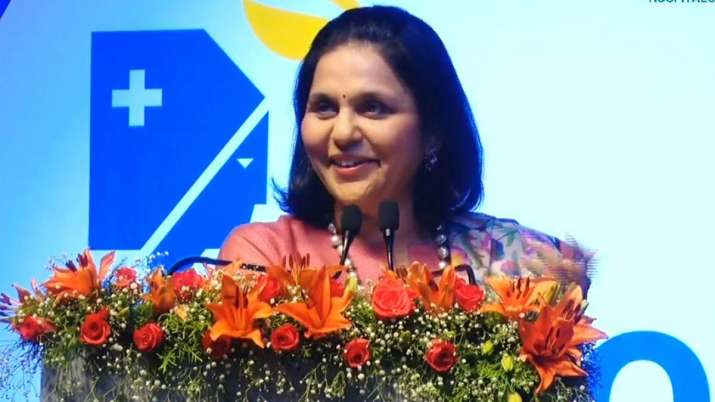 Sangita Reddy takes over as Ficci President- India TV Paisa