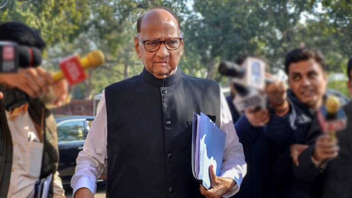 Working with Shiv Sena is Not difficult in compare to BJP: Sharad Pawar- India TV