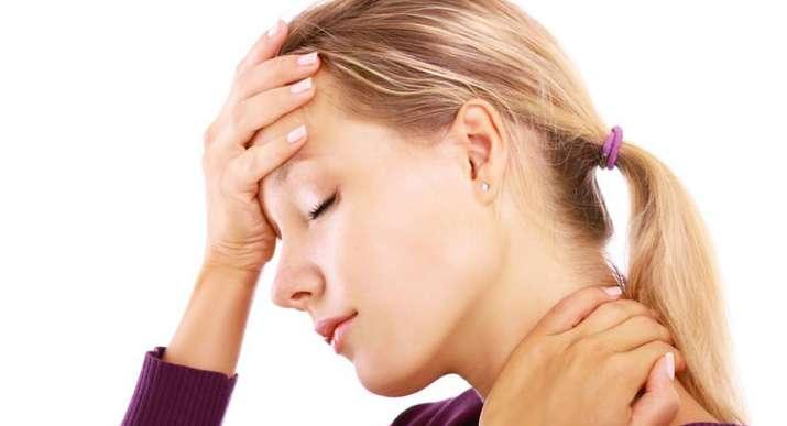 सिर दर्द- India TV
