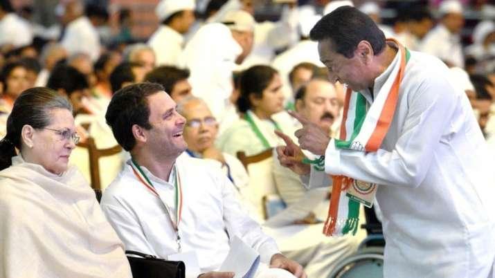 कमलनाथ-सोनिया मुलाकात से प्रदेशाध्यक्ष पद को लेकर कयासबाजी तेज- India TV