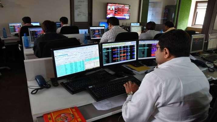 Sensex, Nifty gain ahead of macro data- India TV Paisa