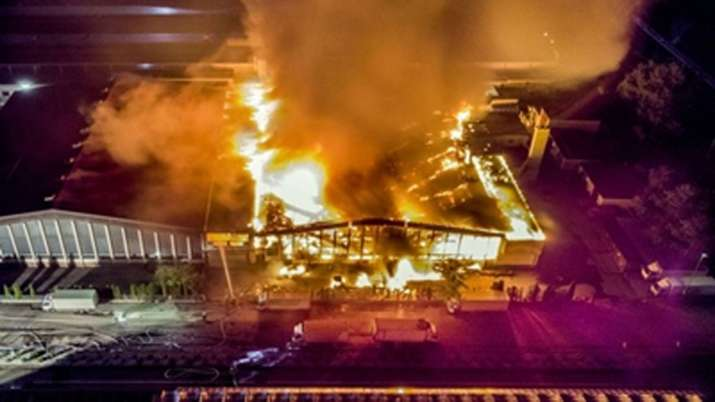 18 Indians killed in factory fire in Sudan- India TV