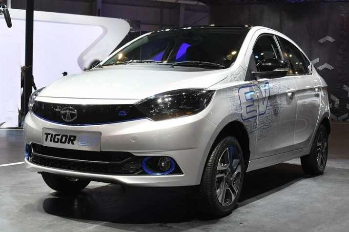 Tata Tigor EV, Tata Motors, Prakriti E-Mobility, electric vehicles- India TV Paisa