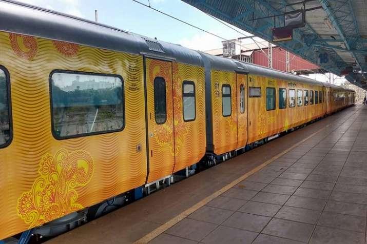 tejas express, private train, mumbai to ahmadabad, IRCTC- India TV Paisa