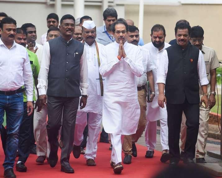 CM Uddhav Thackeray- India TV