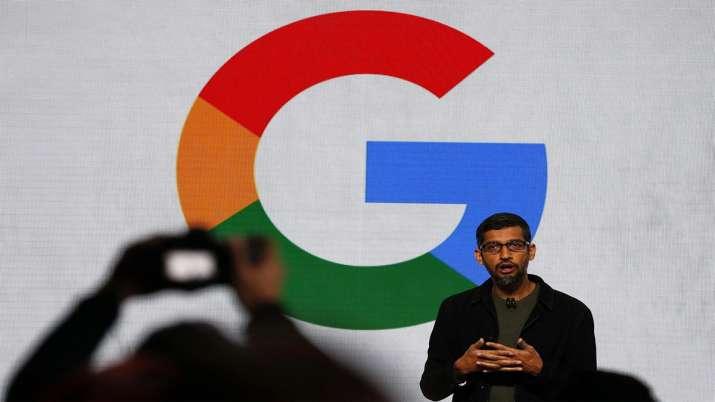 Google Sundar Pichai- India TV Paisa