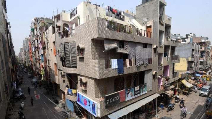 delhi unauthorised colonies- India TV