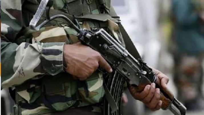 Chhattisgarh arm force- India TV