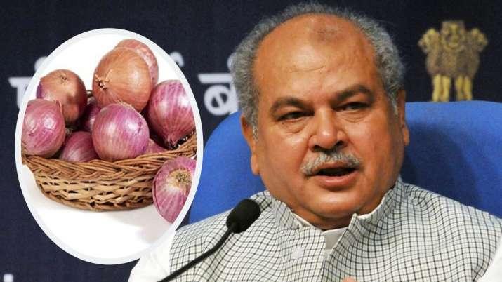 Narendra Singh Tomar, onion price- India TV Paisa