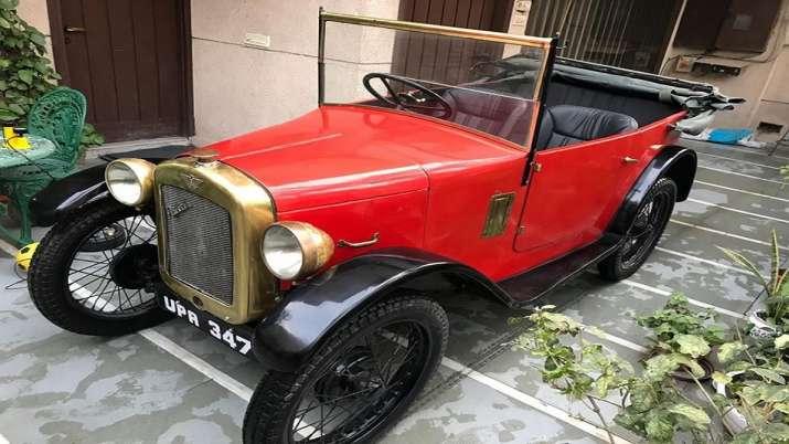 Regulation for vintage vehicles soon; number plates to display 'VA'- India TV Paisa
