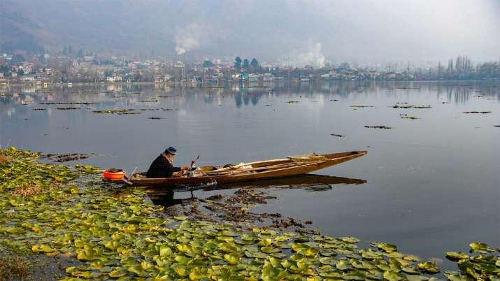 Kashmir weather- India TV