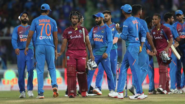 India vs West Indies 2nd T20I, Virat Kohli, Shivam Dube, Lendl Simmons, Thiruvananthapuram- India TV