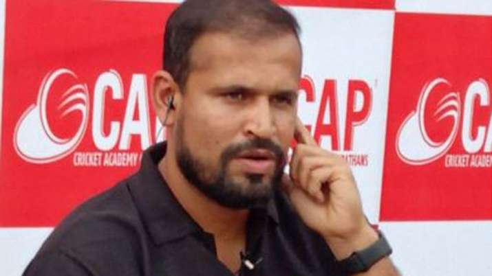 Yusuf Pathan, Cricket Academy of Pathans, Lucknow, Cricket Academy- India TV