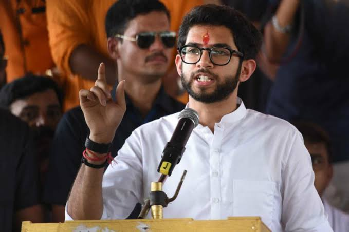 Aaditya Thackeray and Sanjay Raut on free Kashmir poster- India TV
