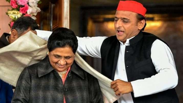 Akhilesh Yadav and SP congratulates Mayawati on her 64th birthday- India TV