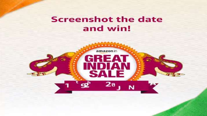Amazon Great Indian sale 2020, Amazon sale, Amazon India- India TV Paisa