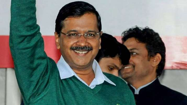 Arvind Kejriwal files nomination after waiting for 6 hours- India TV