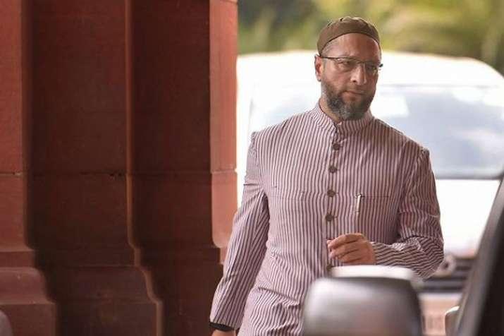 Asaduddin Owaisi- India TV