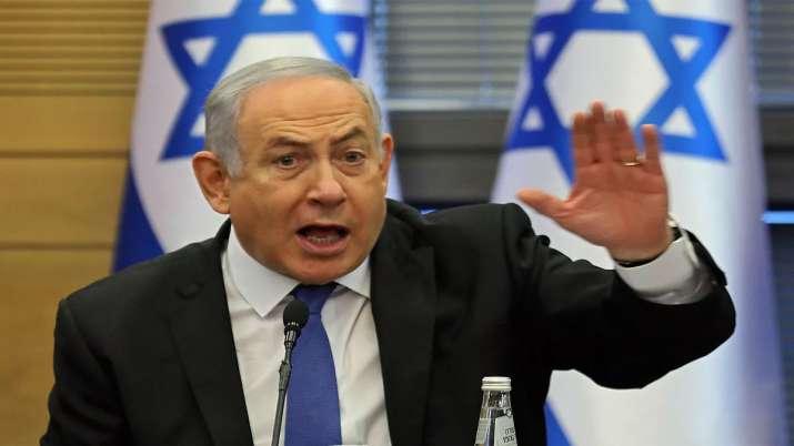 Israel PM Netanyahu warns of resounding blow if Iran attacks Israel- India TV
