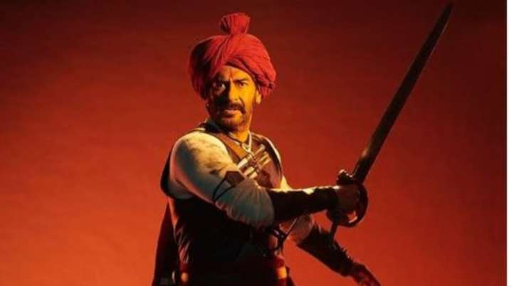 tanhaji: the unsung warrior- India TV