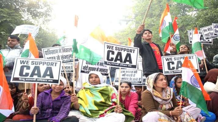 CAA BJP CWC- India TV