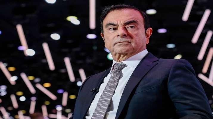Nissan ex-boss Carlos Ghosn flee from Japan- India TV Paisa
