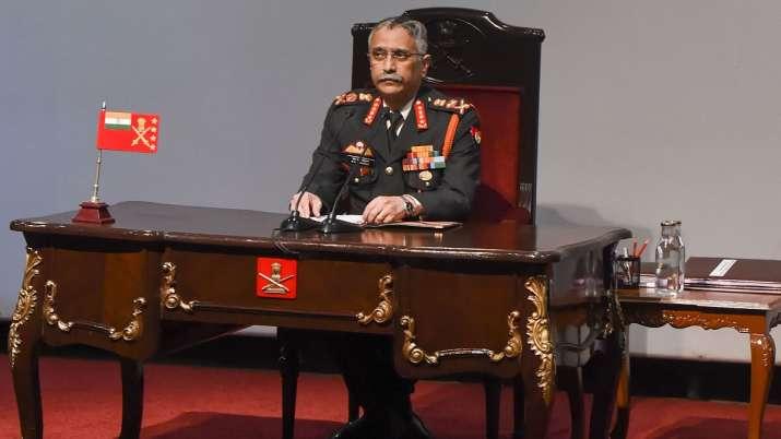 Chief of Army Staff Gen M M Naravane- India TV