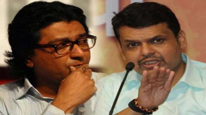 Fadnavis meets Raj Thackeray- India TV
