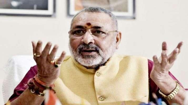 Bhagavad Gita should be taught in schools says Union Minister Giriraj Singh- India TV