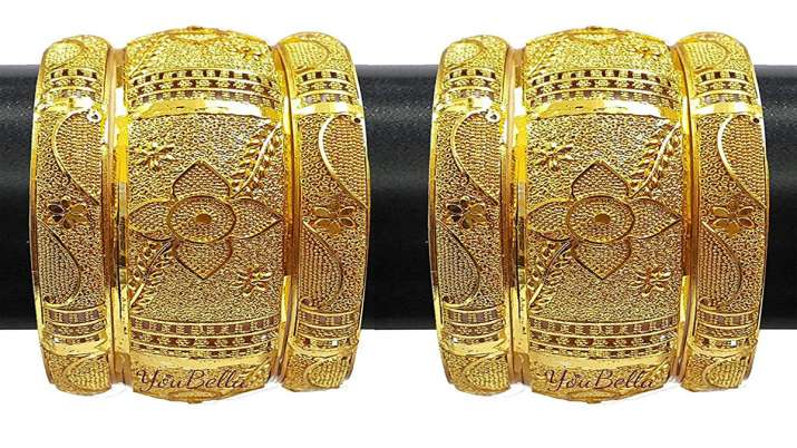 Gold prices rise by Rs 44 to Rs 39,731 per 10 gram in Delhi- India TV Paisa