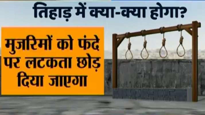 जेल में कैसे दी जाती है फांसी?- India TV