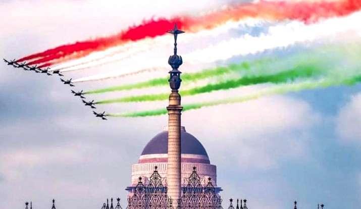 Happy Republic Day 2020- India TV
