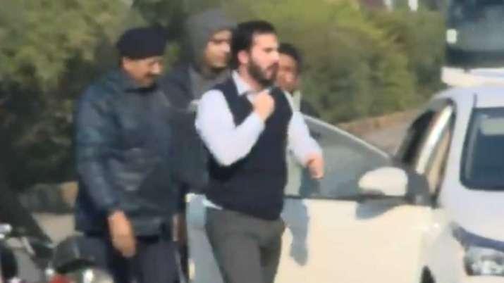 Hassan Niazi, Hassaan Niazi, Hassan Niazi abuses, Hassan Niazi Road Rage, Hassan Niazi Imran Khan- India TV