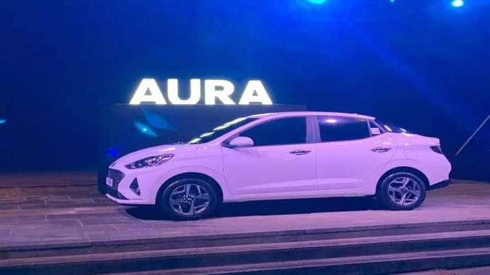 Hyundai drives in compact sedan Aura with price starting at Rs 5.79 lakh- India TV Paisa