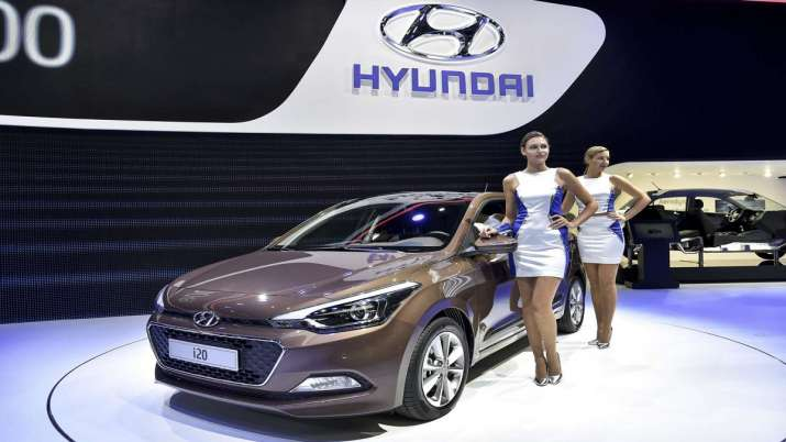 Hyundai Motor India Limited, HMIL, HMIL sale December 2019, passenger vehicle, Hyundai Domestic sale- India TV Paisa