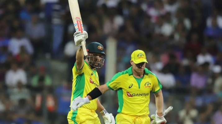 David warner, Aaron finch, australia vs india, 1st ODI, Virat kohli, most prolific opening pair- India TV