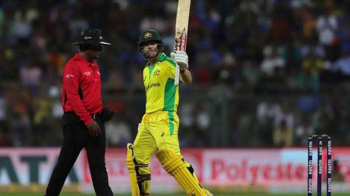 David warner, India vs Australia, 1st ODI, fastest batsman for Australia, hasim amla- India TV