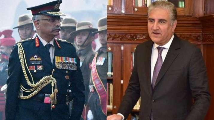 Manoj Mukund Naravane, Pakistan, proxy war, Pakistan terrorism, new Army chief- India TV