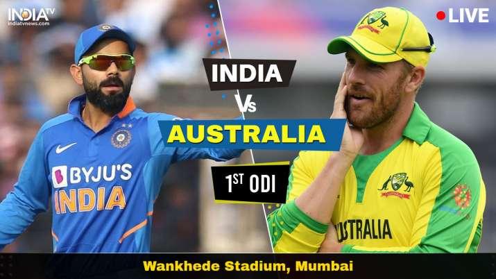 india vs Australia live streaming hotstar, ind vs aus live streaming free, ind vs aus hotstar liv- India TV