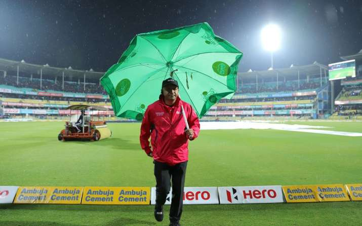 India vs Sri Lanka 2nd T20I, Holkar Cricket Stadium,Indore, 2md T20I Weather, Indore Weather, India - India TV