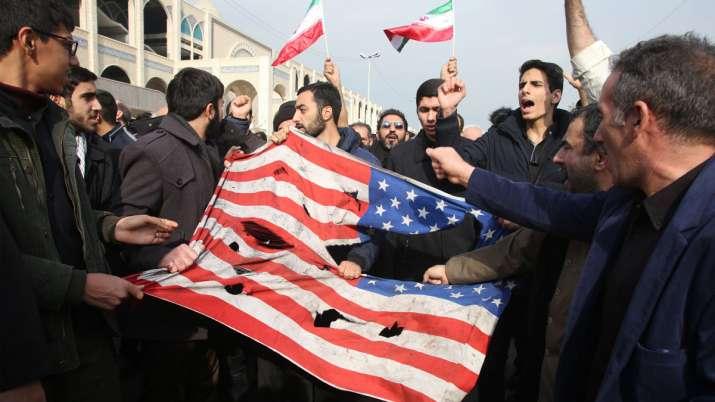 ईरान ने सभी अमेरिकी बलों को 'आतंकवादी' घोषित किया, अमेरिका-इजरायल को सबक सिखाने का लिया संकल्प- India TV