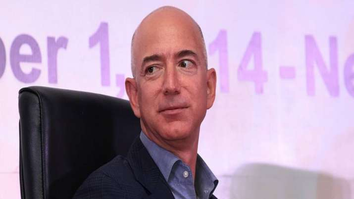 Amazon founder Jeff Bezos to visit India next week- India TV Paisa