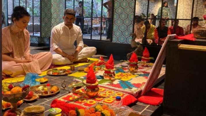 kangana ranaut open production house- India TV