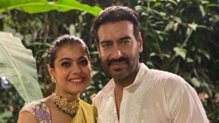 kajol and ajay devgn- India TV