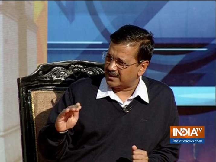 India TV पर अरविंद...- India TV