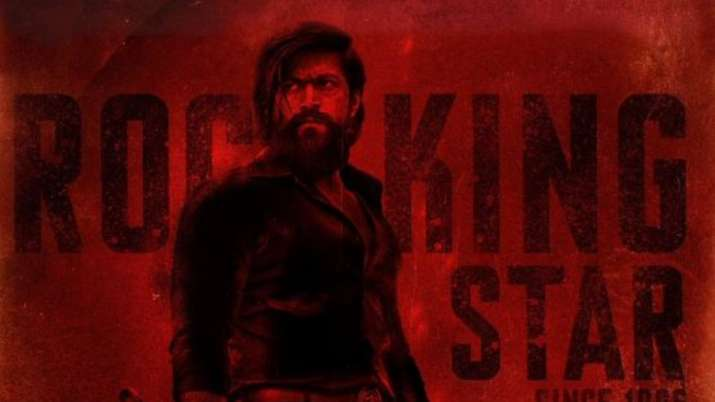 KGF 2 new poster- India TV