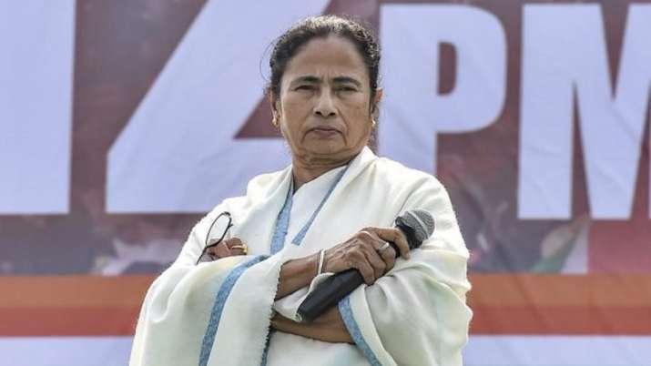 West Bengal Chief Minister Mamata Banerjee- India TV