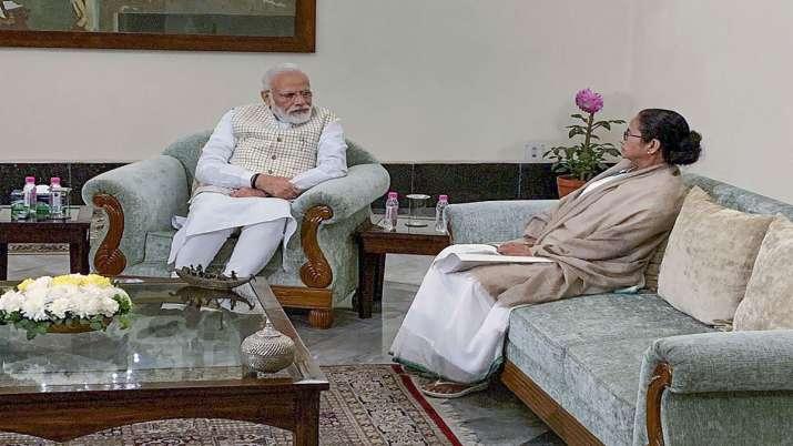 CAA, NRC, NPR, Mamata Banerjee, PM Modi- India TV