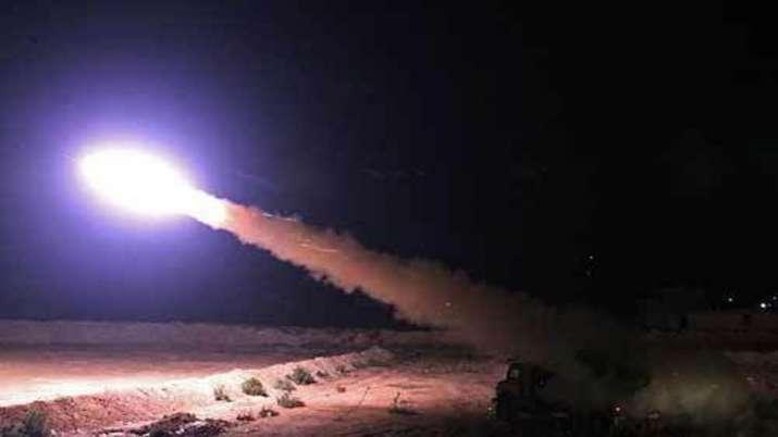 Iraq Rocket attack, america- India TV
